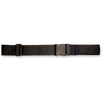 "BULLDOG CASES WEB BELT 2"" BLACK"