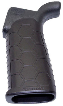 Hexmag ADV Tactical Grip AR Black HEXATGBLK
