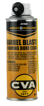 CVA Barrel Blaster Foaming Bore Cleaner 7Oz. CAN