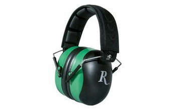 Wiley X REM Earmuff Green/Black NRR 34