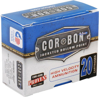 CORBON 45ACPP 200GR JHP 20
