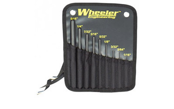 Wheeler Roll PIN Punch SET 204513