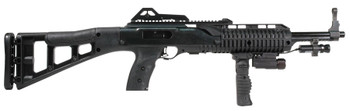 Hipoint Carbine 9MM Black 16.5 TB W/Grip/Laser/Lig