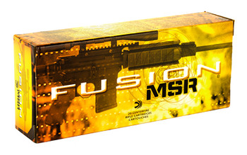 Fusion 223Rem 62 Grain Weight SP 20/200