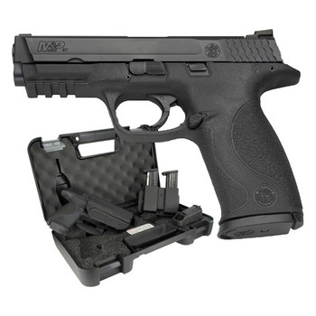 "S&w M&p 40sw 4.25"" Black 15rd C&r Kit"