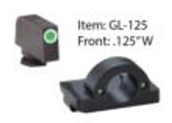 Ameriglo Gl125 Ghost Ring Night Sight Fits Glock 1