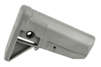 BCM Gunfighter Stock MOD 0 Wolf Gray