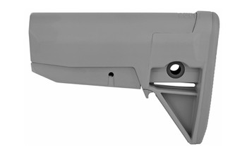 BCM Gunfighter Stock MOD 0 Wolf Gray