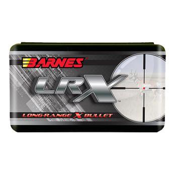 Barnes 7MM 145Gr LRX BT .284 50/Box 30282