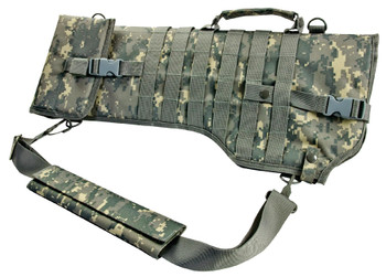 Ncstar Cvrscb2919d Tactical Scabbard  Digital Camo