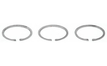 LBE Unlimited AR Bolt GAS Rings (Set OF 3) ARBGR