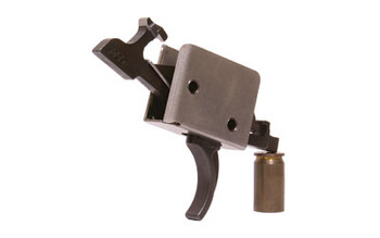 CMC Ar-15 2-Stage Trigger Curved 3LB 91502
