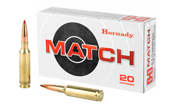 Hornady 6.5Creed 140 Grain Weight ELD 20/200 81500