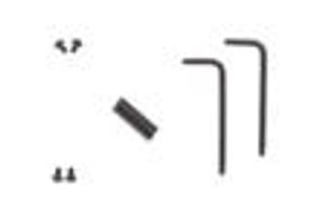 CMC Anti-Walk PIN SET Small Pins 91401
