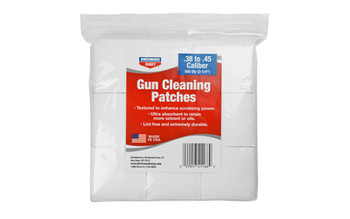 "B/C Patches 2-1/4"" .38-.45 CAL 500Pk 41166"