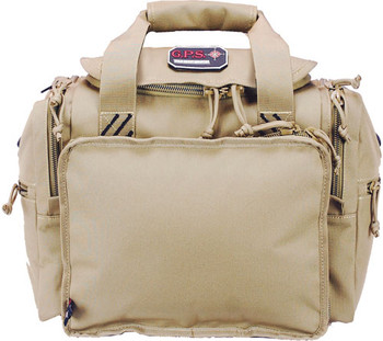 Gps, Llc. Medium Range BAG TAN GPS-1411MRBT