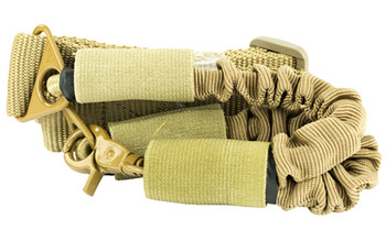 Ncstar SGL Point Bungee Sling TAN AARS1PT