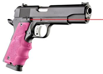 HOG Colt Gov'T LE Grip Pink 45087