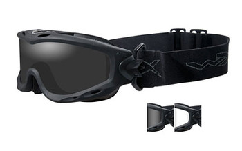 Wiley X Spear Goggles SMK Grey Matte SP29B