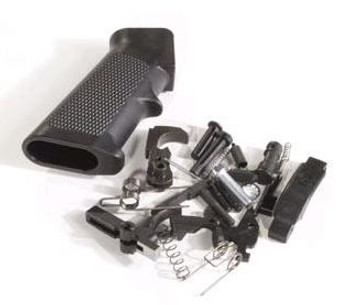 Daniel Defense Lower Parts KIT 5.56 Black