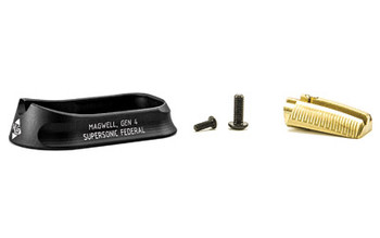 ALG Supersonic G4 Magwell FED Beavertail Black