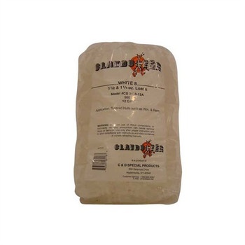 Claybuster WAD 1 1/8Oz FIG 8 White Repl CB3118-12A