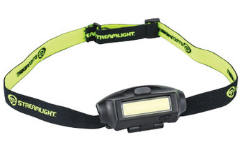 Strmlght Bandit USB Headlamp Black 61702
