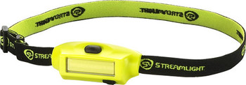 Streamlight Bandit USB Headlamp Yellow 61700