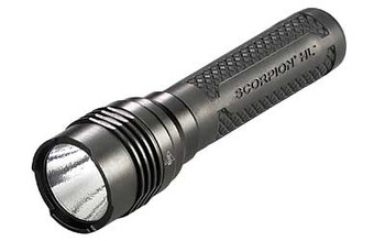 Streamlight Scorpion HL W/Strobe 85400