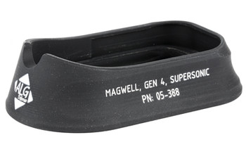 ALG Supersonic G4 Magwell Black 05-388B
