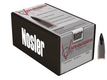 Nosler Bullets 22 CAL .224 40Gr Varmageddon Tipped