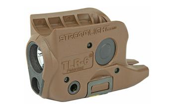 Streamlight Tlr-6 FOR Glock 42/43 Fdebrwn 69278