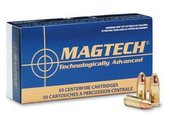 Magtech 357Mag 158 Grain Weight JSP 50/1000 357A