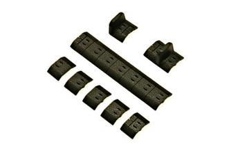 Noveske NSR Polymer Panel KIT Black 06000066