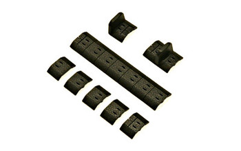 Noveske NSR Polymer Panel KIT Black 06000066