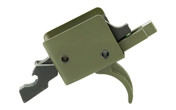 CMC Ar-15 Match Trigger Curved ODG 91501ODG