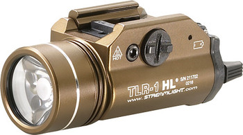 Streamlight Tlr-1-Hl FDE Brown 69267