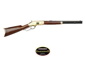 """Cimarron Firearms 1866 Yellowboy .45Lc 20"""" Short R"""