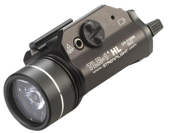 Streamlight Tlr-1 HL 800 Lumen Black 69260
