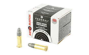 Federal Auto Mtch 22Lr 40 Grain Weight SLD 325/325