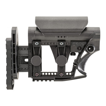 Luth-Ar  Mba-3 Carb Stock Black MBA-3