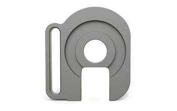 Midwest Industries 590 Rh Slot End Plate Adapt