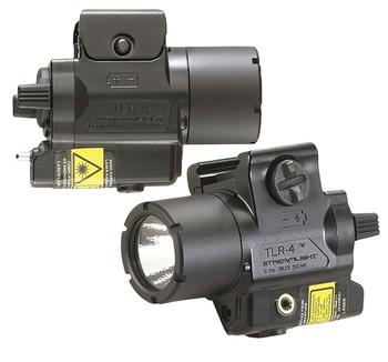 Streamlight Tlr-4 TAC Light/Laser Black 69240