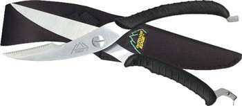 "Outdoor Edge Edge Game Shears 3.5"" S/S Black W/Nyl"