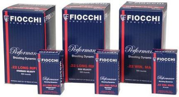 Fiocchi 22Lr 38 Grain Weight CP HP 50/5000