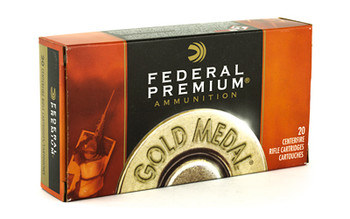 Federal Gold MDL 300Wn 190 Grain Weight Bthp 20/20
