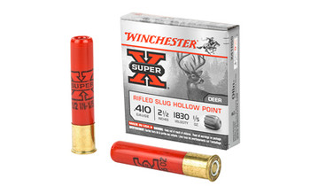 "Winchester Sprx 410G 2.5"" 1/5Oz Rfled 5/250 X41RS5"