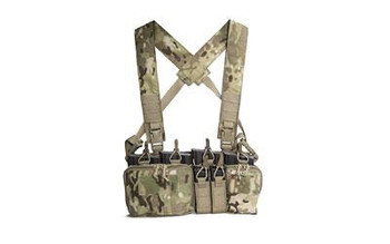Haley Strategic Heavy Chest RIG Multimulticam