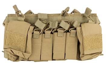 Haley Strategic D3cr X Chest RIG Coyote Brown