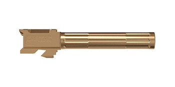 Lantac Barrel FOR G17 Fluted Bronze
